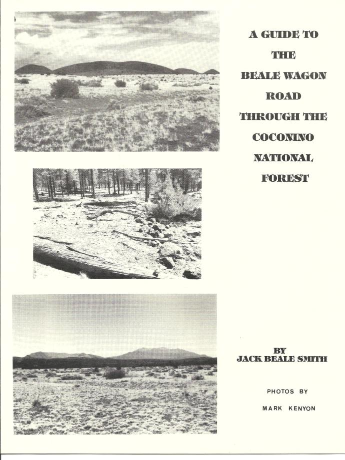 Coconino Forest Book